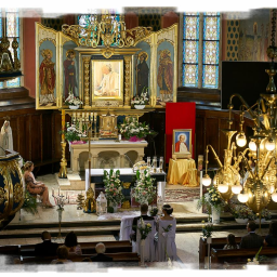 Przed Ołtarzem