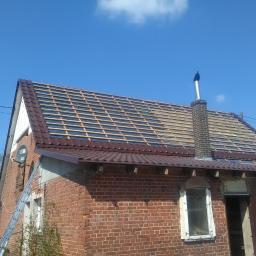 Wymiana dachu Boleszkowice 22