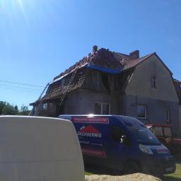 Wymiana dachu Boleszkowice 27