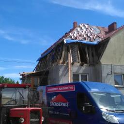 Wymiana dachu Boleszkowice 30