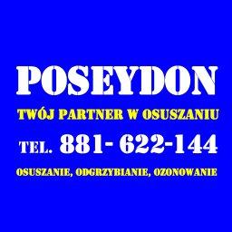POSEYDON OSUSZANIE - Usługi Budowlane Warszawa
