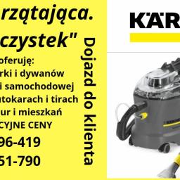 Pan Czystek - Pranie Tapicerki Luboń