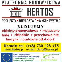 HERTOS Jacek Szulc - Budowa mostów Konin