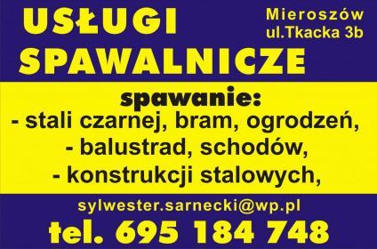 SYLWESTER - Ogrodzenia panelowe Mieroszów