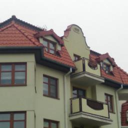 Andrzej Ciesiński - Konstrukcja Dachu Toruń