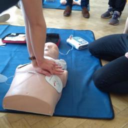 Kurs pierwszej pomocy Dopiewo 6