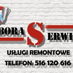 BORA SERWIS - Szpachlowanie Białystok
