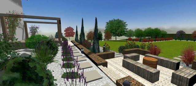 Muscari Garden Projektowanie Ogrodów Klaudia Korczowska-Wilk - Producent Ogrodów Zimowych Zagrodno