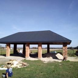 Wymiana dachu Stary bidaczów 7