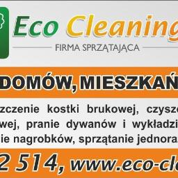 Szymon Tokarz Eco Cleaning - Mycie okien Będzin