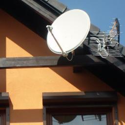 Montaż i Serwis Anten SAT i TV - Firma Budowlana Zbytków