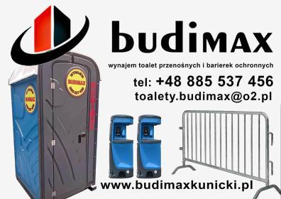 P.W. Budimax Zbigniew Kunicki - Studnie głębinowe Łochowo