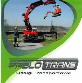 USŁUGI TRANSPORTOWE PABLO TRANS - Firma transportowa Rzeszów