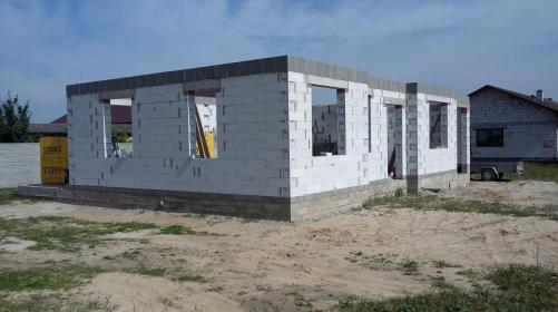 Usługi budowlane - Fundament Krobia