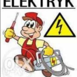 Usługi elektryczne - Montaż oświetlenia Włodawa