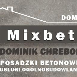 Mixbet - Jastrych Betonowy Rzepin