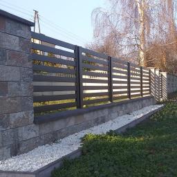 Strongowski - Ogrodzenia drewniane Skarżysko-Kamienna