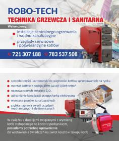 ROBO-TECH - Instalacje gazowe Szubin