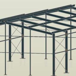 Konstrukcje stalowe Łęg Tarnowski 2