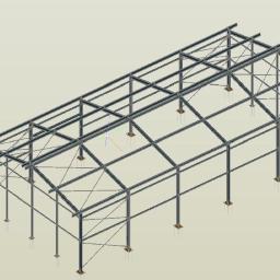 Konstrukcje stalowe Łęg Tarnowski 3