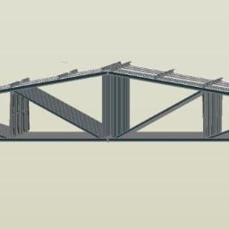 Konstrukcje stalowe Łęg Tarnowski 4