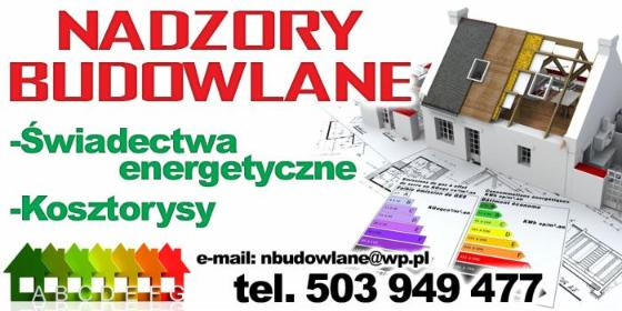 Jarosław Musiał Nadzory Budowlane i Certyfikaty - Inspekcja Budowlana Kraków