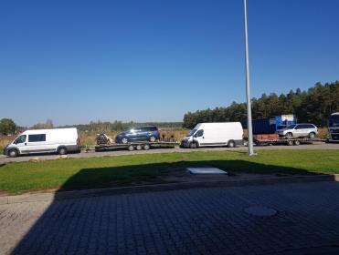 TRTRANS Tomasz Rogoziński - Transport Ładunków Sandomierz