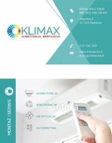 Klimax Artur Chyła - Klimatyzacja Do Mieszkania Rzeszów