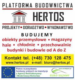 HERTOS - Konstrukcje Stalowe Konin