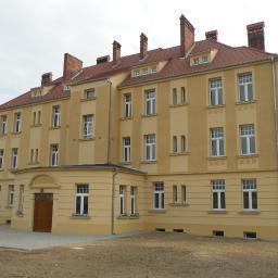 Ocieplanie budynków Sława 6
