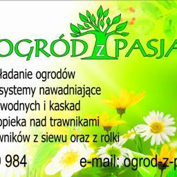 Ogród z pasją - Nowoczesne Ogrody Jarocin