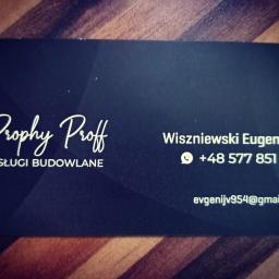 PROPHY PROFF - Tapetowanie Gdańsk