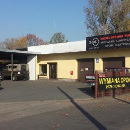 Diesel Serwis Turbo - Akcesoria motoryzacyjne Warszawa