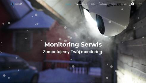 Monitoring serwis - Instalacje Alarmowe Haczów