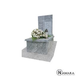 Nagrobek dziecięcy granit: Viscount White nawararabka.com