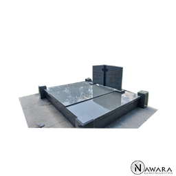 Nagrobek granit: Kuru Grey nawararabka.com