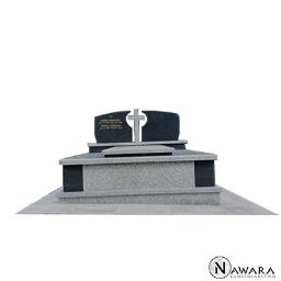 Grobowiec podwójny granit: Tarn + Impala nawararabka.com