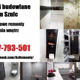 As Usługi Budowlane Adrian Szulc - Remont łazienki Bytom