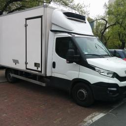 Berto Km Trans - Transport samochodów z zagranicy Warszawa