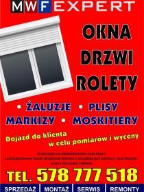 MWF OKNA DRZWI ROLETY Marcin Flajszerowicz - Malarz Banie