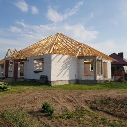 Montaż więźby dachowej Zawiercie