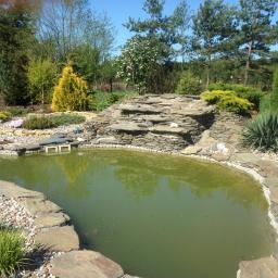 Oli Ogród Usługi Ogrodnicze - Oczyszczanie ścieków, uzdatnianie wody Łąck