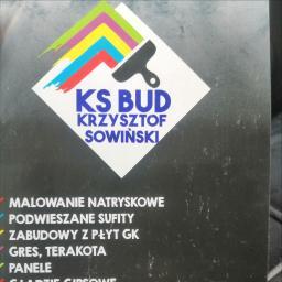 K.s bud krzysztof sowinski - Płyta karton gips Stargard