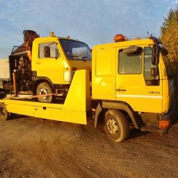Hub-Trans Hubert Piłat - Transport ciężarowy krajowy Kazimierz Dolny