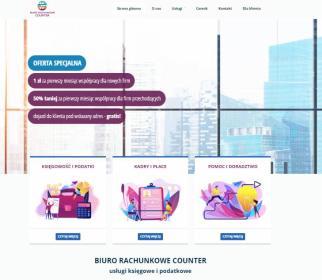 Biuro Rachunkowe Counter - Doradca podatkowy Krapkowice