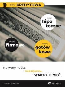 Pro-Finanse - Kredyt Przez Internet Tarnowo Podgórne