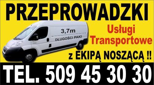Transport Przeprowadzki Ostróda - Firma transportowa Ostróda