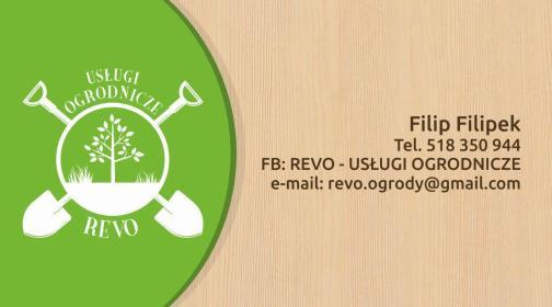 REVO - Usługi Ogrodnicze - Układanie kostki brukowej Chełmek