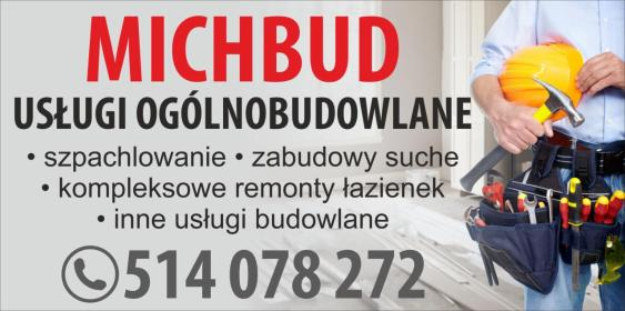 Michbud - Ocieplanie Dachu Brzózki