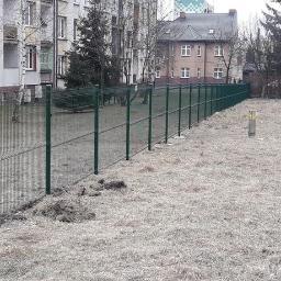 Max ogrodzenia - Płot z Siatki Kłobuck